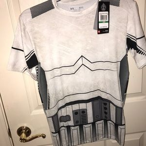 Under Armour Star Wars Stormtrooper Compression